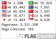 國旗統計器